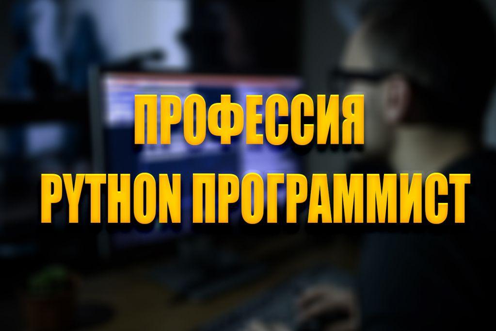Программист Python