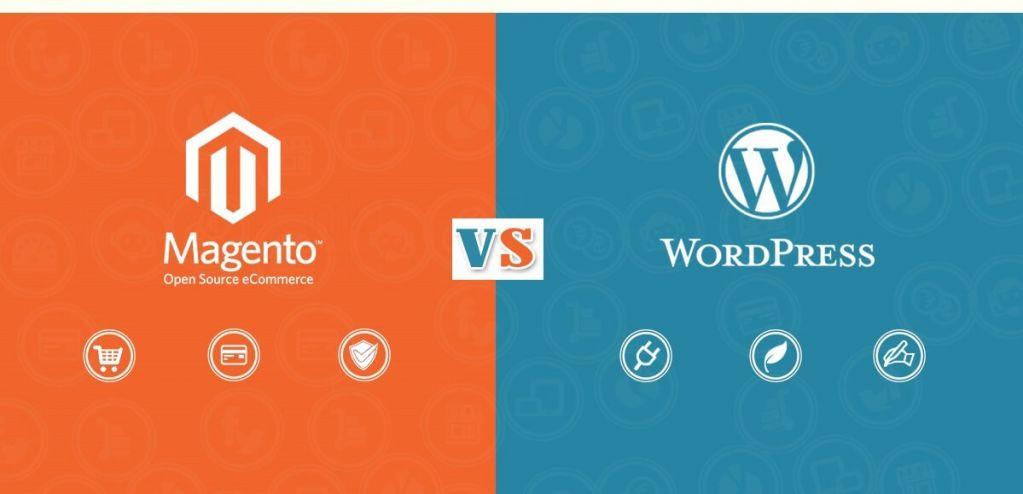 WordPress против Magento – что лучше для вашего нового интернет-магазина?