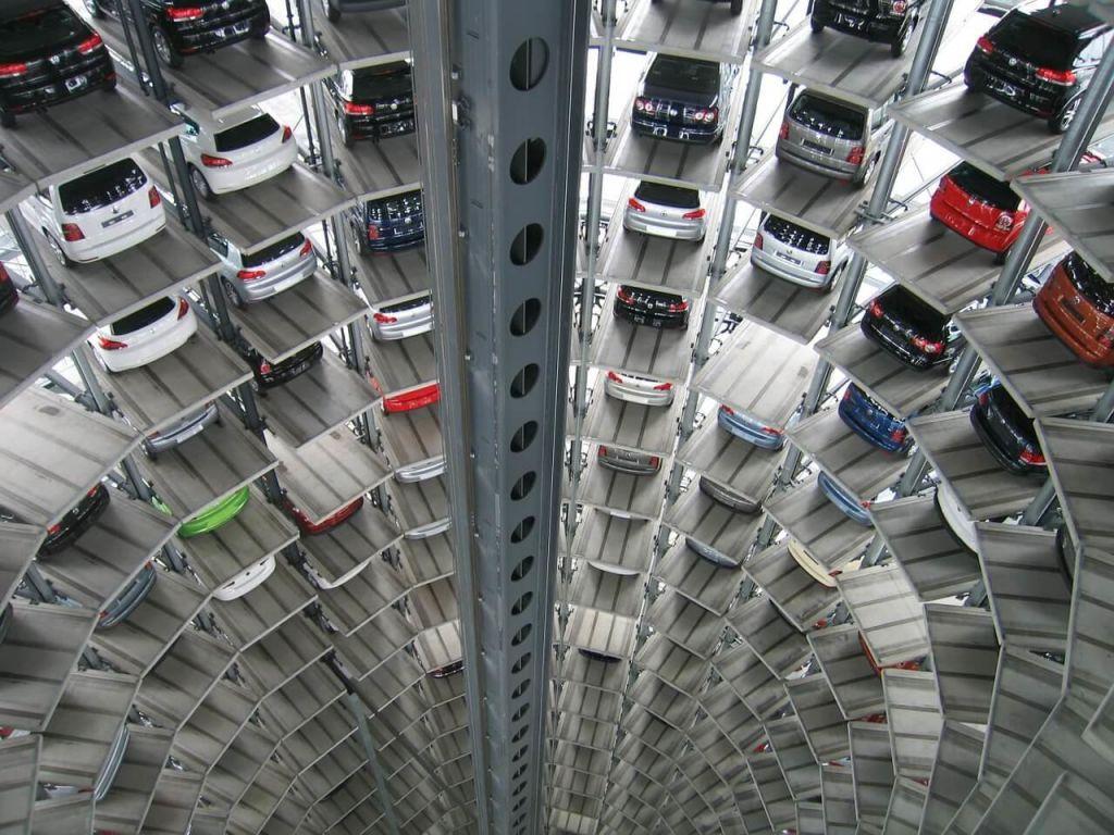 автомобильные парковки искусственный интеллект