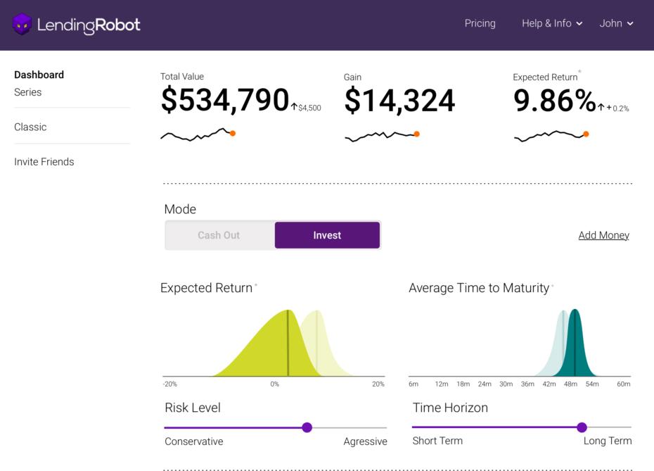 LendingRobot запустил автоматизированный хедж-фонд, защищенный технологией блокчейн
