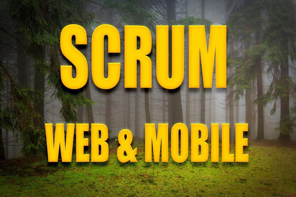 scrum web mobile
